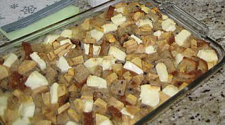 French Toast Strata Recipe