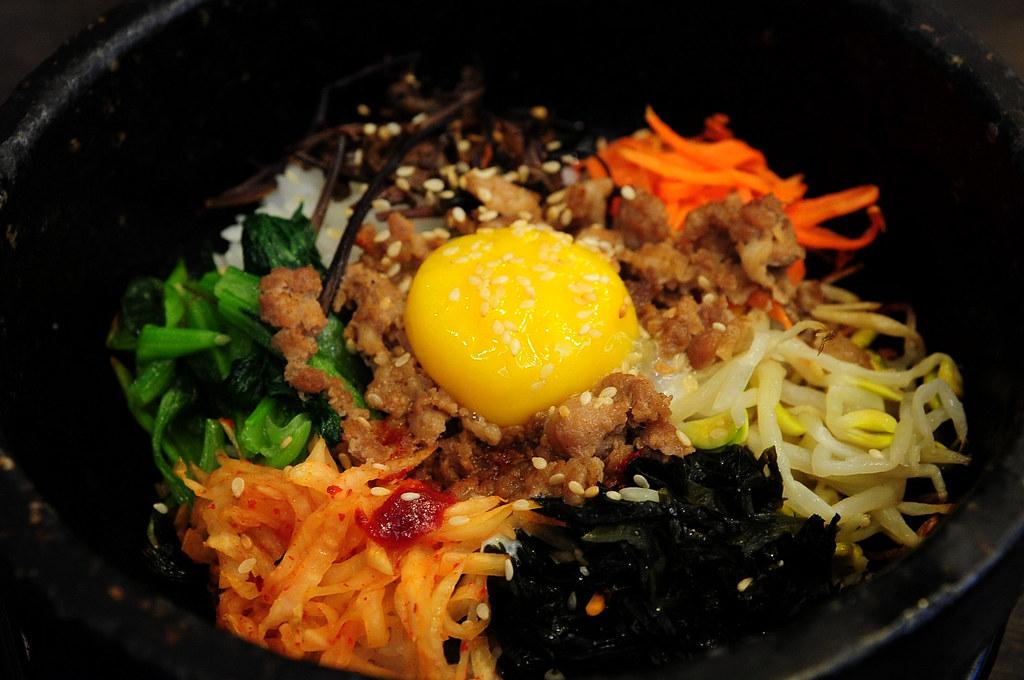 慶州館-石鍋拌飯