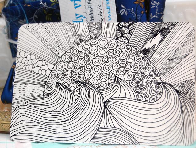 Beginner Zentangle Patterns