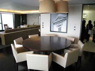 アルティラマカオ ヴィラ 4.Dining/Meeting Room
