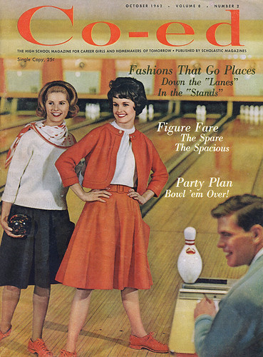 Co-ed, October 1962