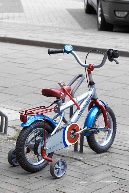 kleine fiets little bicycle flickr photo sharing. Black Bedroom Furniture Sets. Home Design Ideas