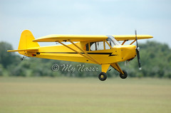 model aircraft, monoplane, aviation, airplane, propeller driven aircraft, wing, vehicle, stinson reliant, piper pa-18, piper j-3 cub, propeller, flight, ultralight aviation,