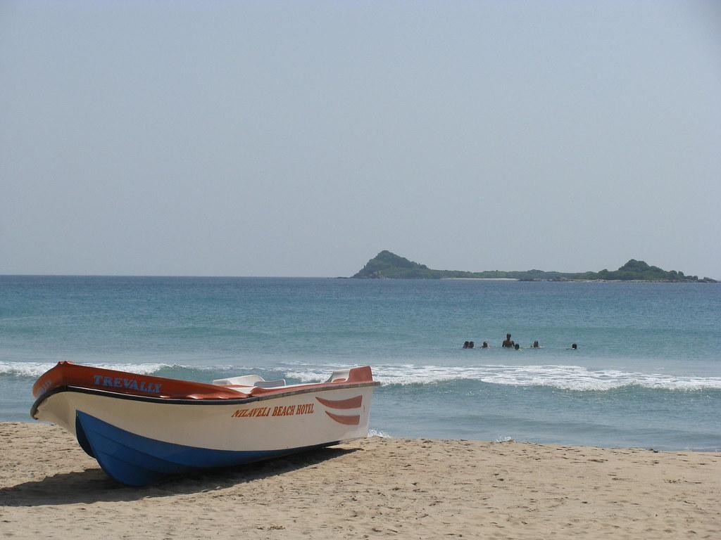 пляж Trincomalee
