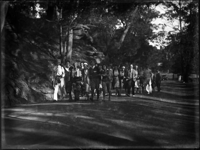 Palmer's Mystery Hike No. 1