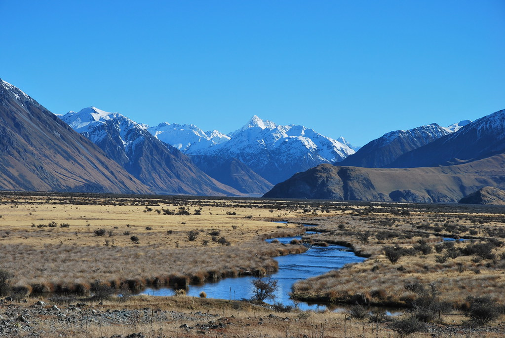 Mt Potts - Rohan Edoras LOTR - South Island - New Zealand 026
