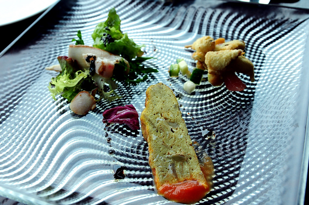 BELVEDERE-A餐的前菜