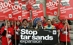 stop tar sands expansion