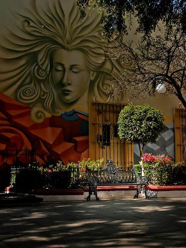 Casona downtown Puebla City, MEXICO