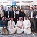 Small photo of Team CC at the Al Jazeera Forum