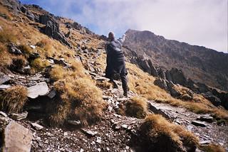 Negoiu - Fagaras - August 2003