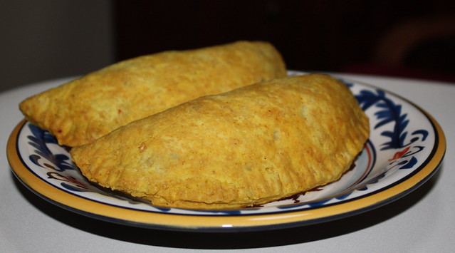 Jamaican Veggie Patties | Flickr - Photo Sharing!