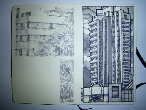 sketch at the barbican 2009