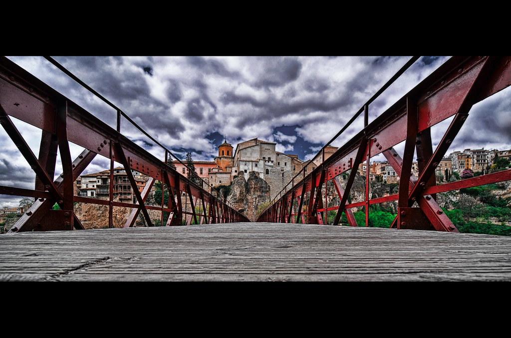 El Puente del Diablo (Cuenca) NO HDR