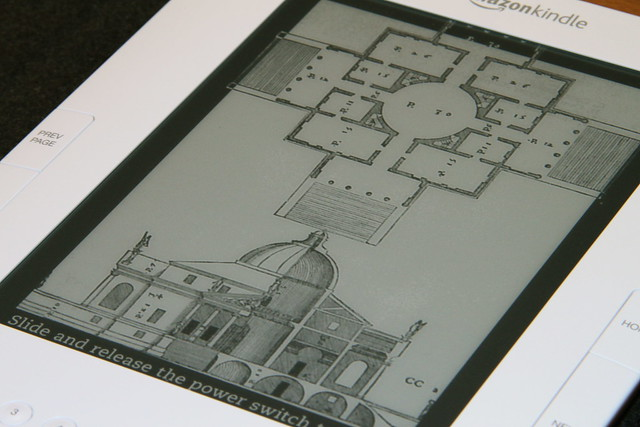 Kindle 2: Electronic Paper Display