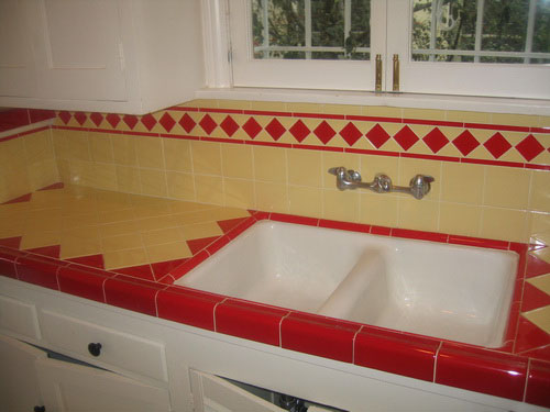 Vintage Counter Tops 25