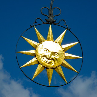 Sun, by barockschloss via Flickr