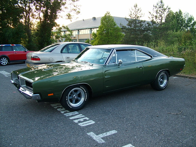 Green Charger Flickr Photo Sharing