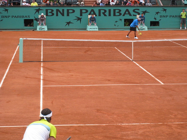 Nadal at French Open (17)