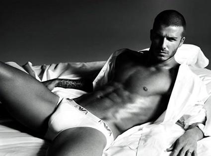 David Beckham-Emporio Armani underwear