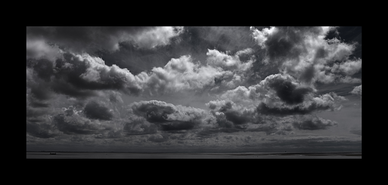 Cloudscapes: Clouds Panorama by Nicholas M Vivian