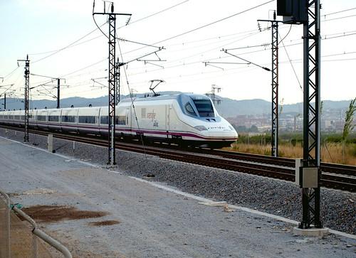 Tren AVE S112 - Conocido popularmente como pato