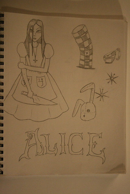 Header of American Mcgee