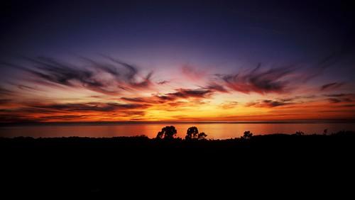 california sunset silhouette nikon pentax 1986 palosverdes catchycolorsyellow lunadabay santabarbaraisland supera palosverdesestates natureplus supercoolscan4000ed fujichrome50d lovetheclimate smca2450mmf4