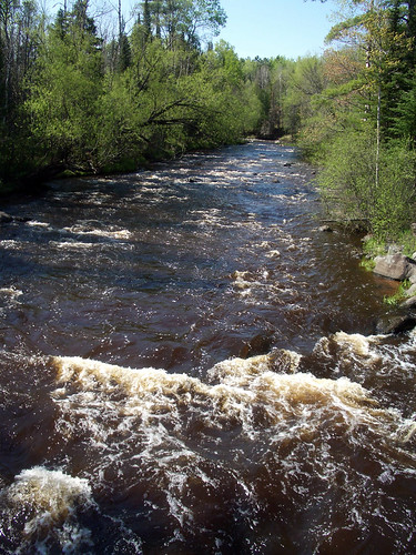 Brule River at Hwy FF