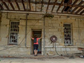 Abandoned Mental Asylum Urbex