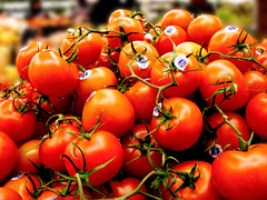 Gresh Tomatoes - Tesco