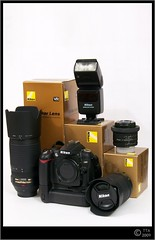 My Nikon family by tarunactivity