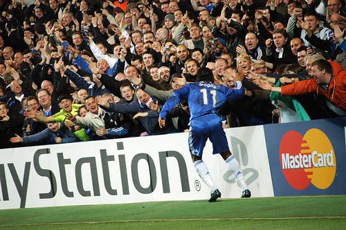 Didier Drogba de Chelsea
