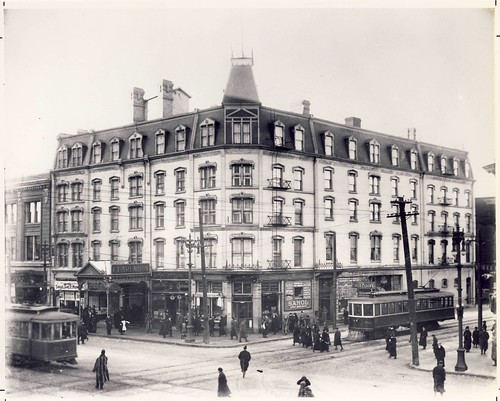 Winnipeg Streetcar, Clarendon Hotel