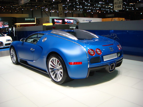2009 bugatti veyron bleu centenaire overview. Black Bedroom Furniture Sets. Home Design Ideas