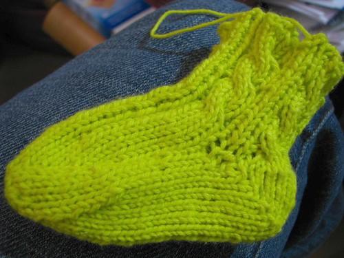 Tiny sock