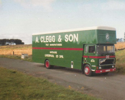 A.CLEGG & SON - GATEACRE L'POOL