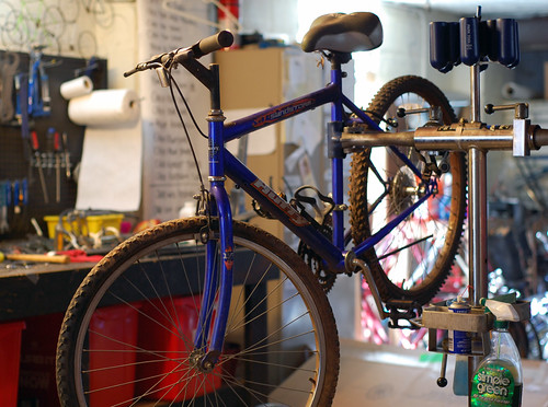 Trips for Kids & Re-Cyclery