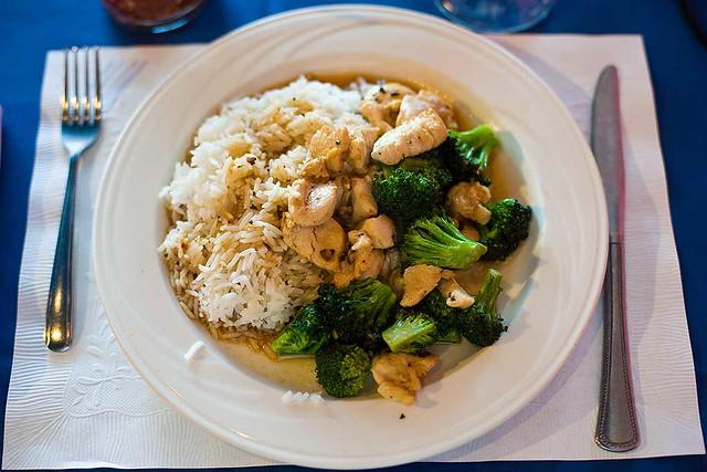 Kow Gai Broccoli Flickr Photo Sharing