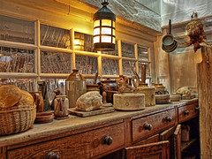 The Galley on HMS 'Victory'