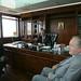 08/09/2004, Με τον Πρωθυπουργό Κ. Καραμανλή πριν την σύσκεψη του ΣΥ.Σ.Ο.Α.