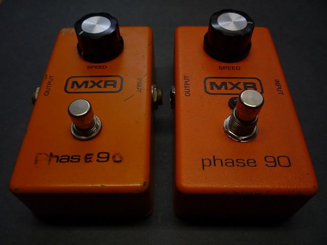 Photo:Phase 90s By Roadside Guitars