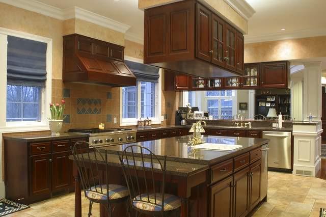 Tan Brown Granite Kitchen Countertops Flickr Photo Sharing