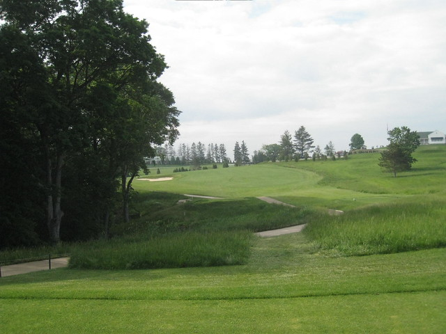 Donald ross course french lick in and