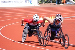 sprint(0.0), athletics(0.0), keirin(0.0), wheelchair basketball(0.0), wheelchair sports(1.0), disabled sports(1.0), sports(1.0), wheelchair racing(1.0), athlete(1.0),