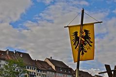 Das Mittelalter zurück in Wil St. Gallen