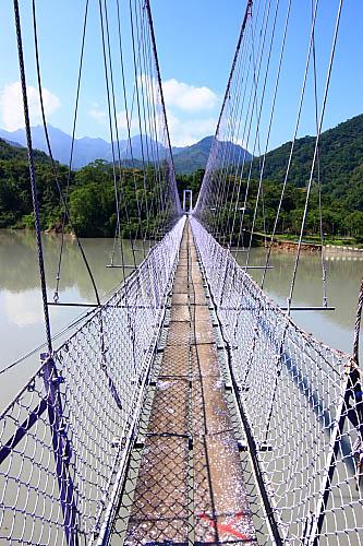 KA95溪口吊橋