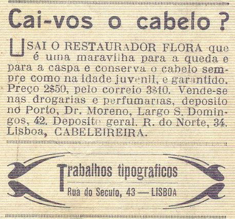 Ilustração Portugueza, 1920s - 2a