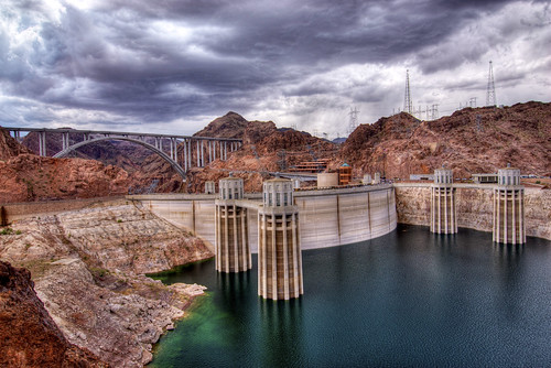 Hoover Dam and Bridge