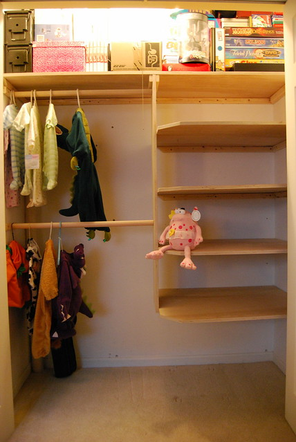 Homemade Closet Organizer 018 Flickr Photo Sharing